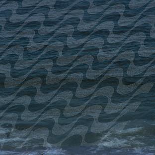 """""""O Mar e o Calçadão de Copacabana"""""""