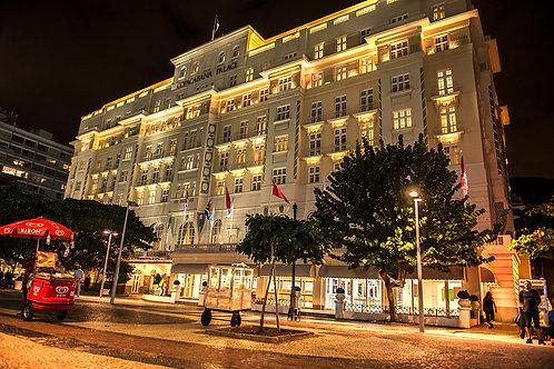 O sorveteiro, o pipoqueiro e o Copacabana Palace