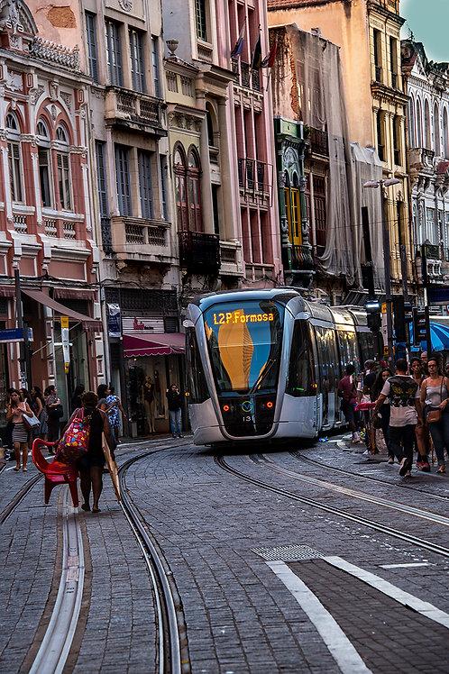 Rua 7 de Setembro - de Pereira Passos a Eduardo Paes