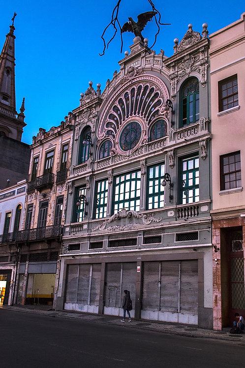 Edifício Pavão, Avenida Passos
