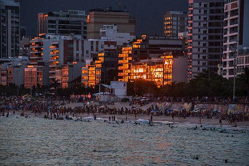 Reflexos de um Verão, Ipanema