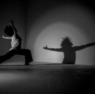A Bailarina e a Sombra