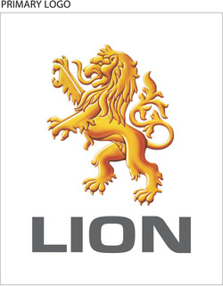 Lion Primary Logo