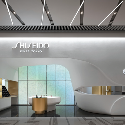 SHISEIDO FUTURE SOLUTION LX, Shanghai China, 2020 by I IN