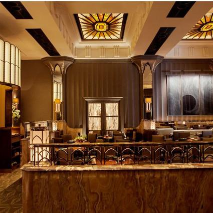 Claridge's Hotel, Fera Restaurant, London Design: Guy Oliver, www.oliverlaws.com Photography: Derry Moore