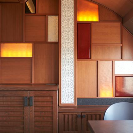 Train Suite Shiki-shima  Japan, 2017 by KEN OKUYAMA DESIGN/TRAIN SUITE 四季島 2017 デザイン: KEN OKUYAMA DESIGN