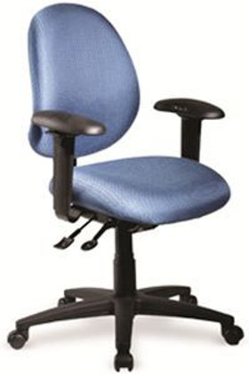 Saffron Premium Ergonomic Chair - 14120