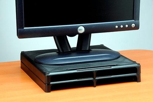 "Monitor Riser 1"" Black - 69157"
