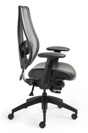 tCentric Hybrid Mesh Chair - 14115