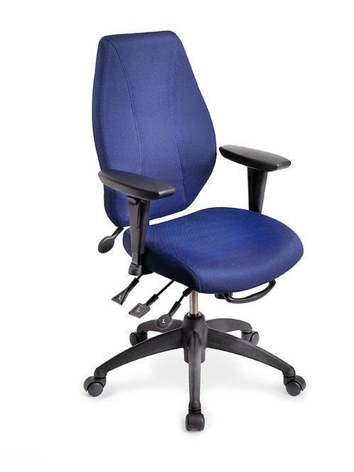 "AirCentric Exec Ergonomic ""Mesh"" Chair - 14100"