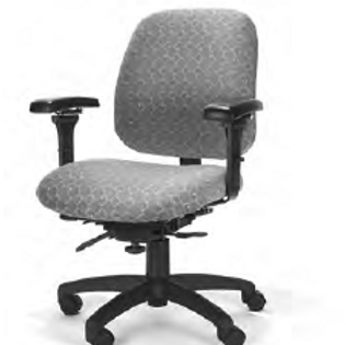 Protask Series Medium Back chair - 15120
