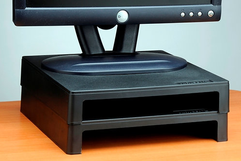 "Monitor Riser 2"" Black - 69158"