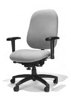 Protask Series Manager's High Back Chair