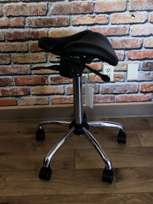 Health by Design	Kanewell Twin Adjustable Saddle Stool