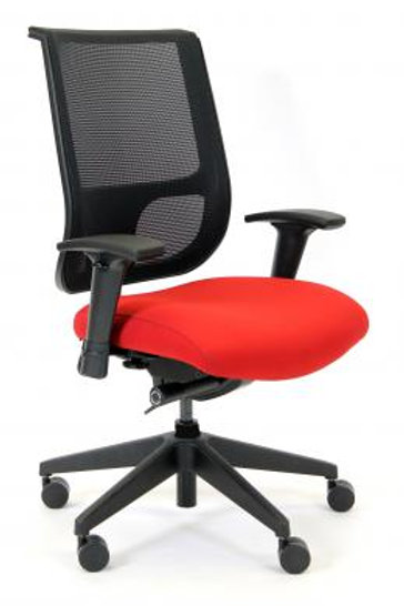 (1) Tech Series Manager's High Back Chair