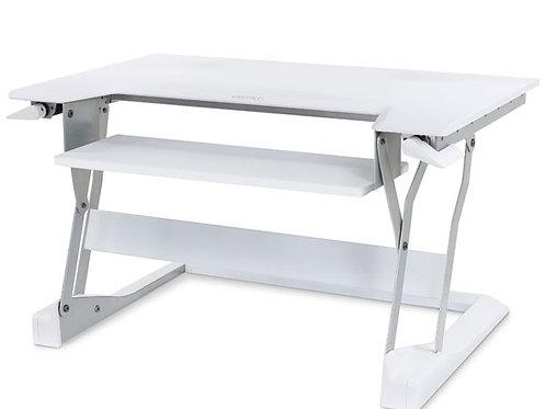 WorkFit T Sit-Stand Desktop Workstation - 93140