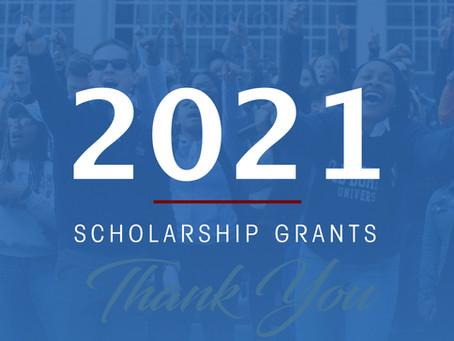 2021 Commonwealth Transfusion Foundation Scholarship Grants