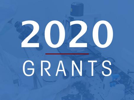 2020 Commonwealth Transfusion Foundation Grants
