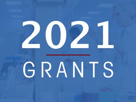 2021 Commonwealth Transfusion Foundation Grants