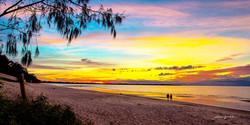 Magic Hues of Sunset