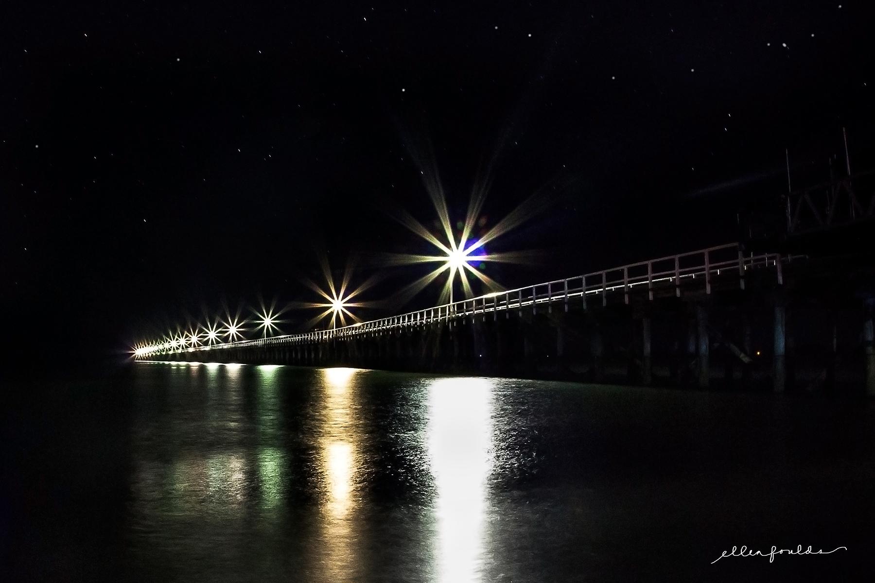 Evening Sparkles