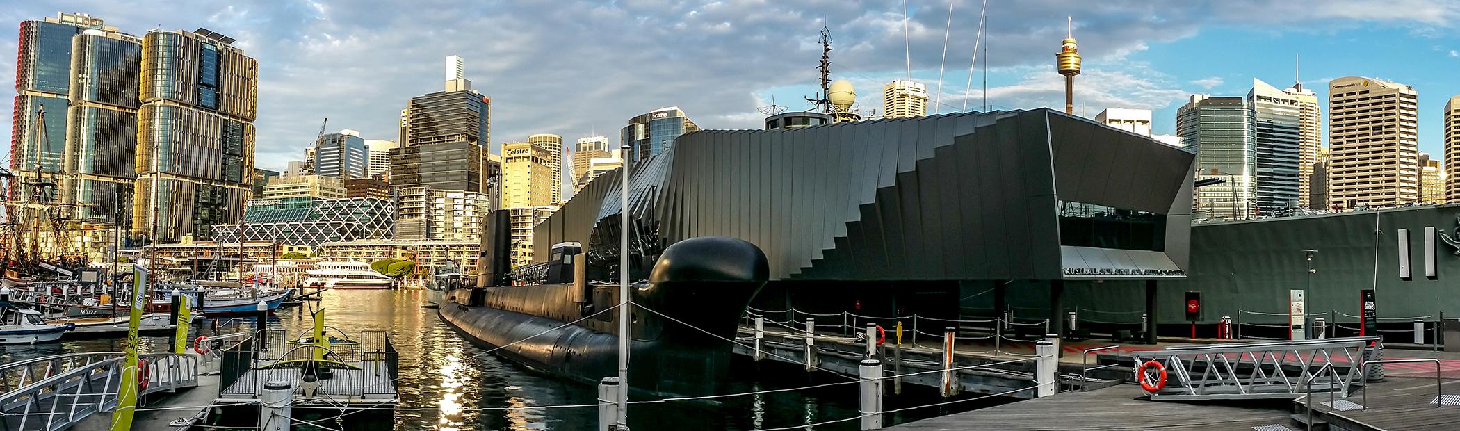 Australian Maritime Museum, Sydney Harbour NSW