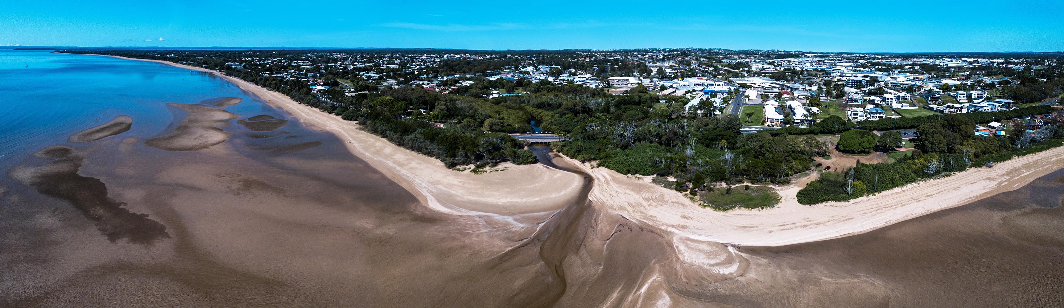 Aerial Panoramic Shot.