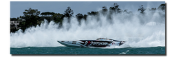 Superboat Championship Race
