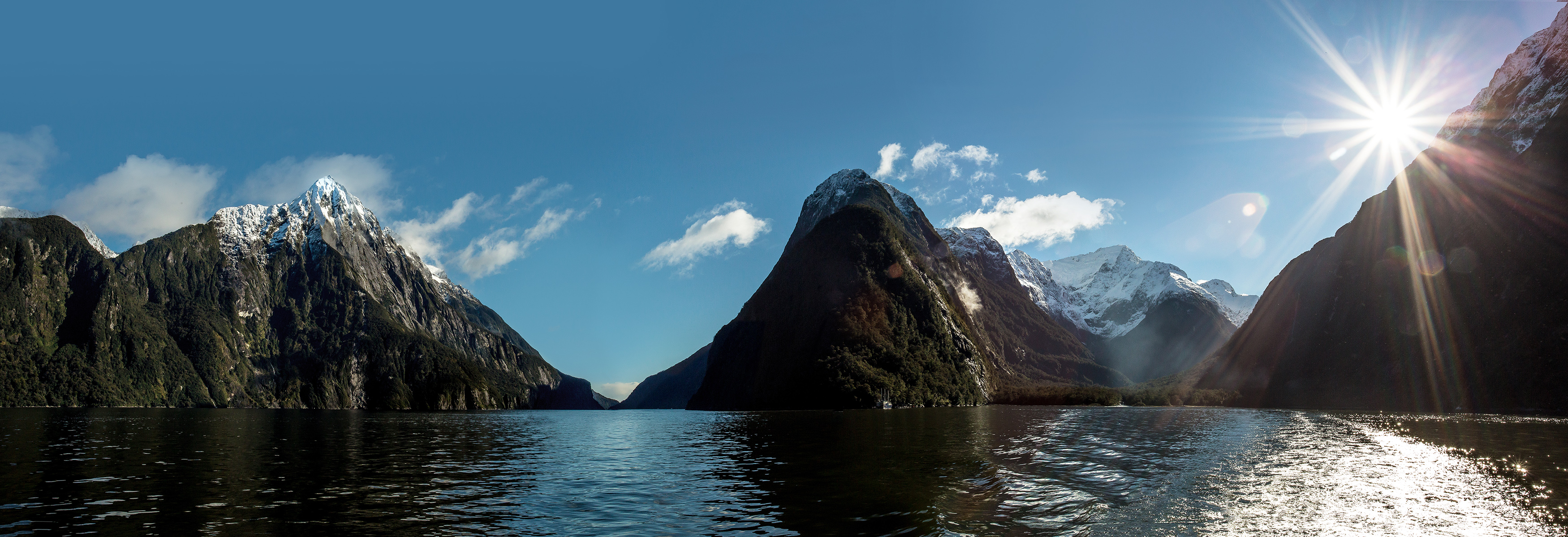 The Magical Milford Sound