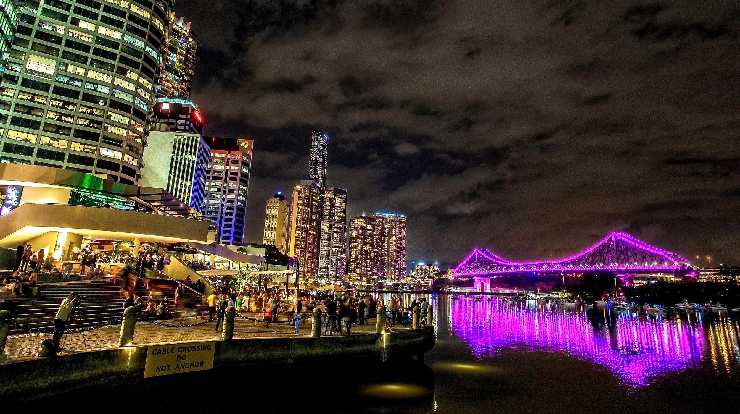 Brisbane Riverfire 2014