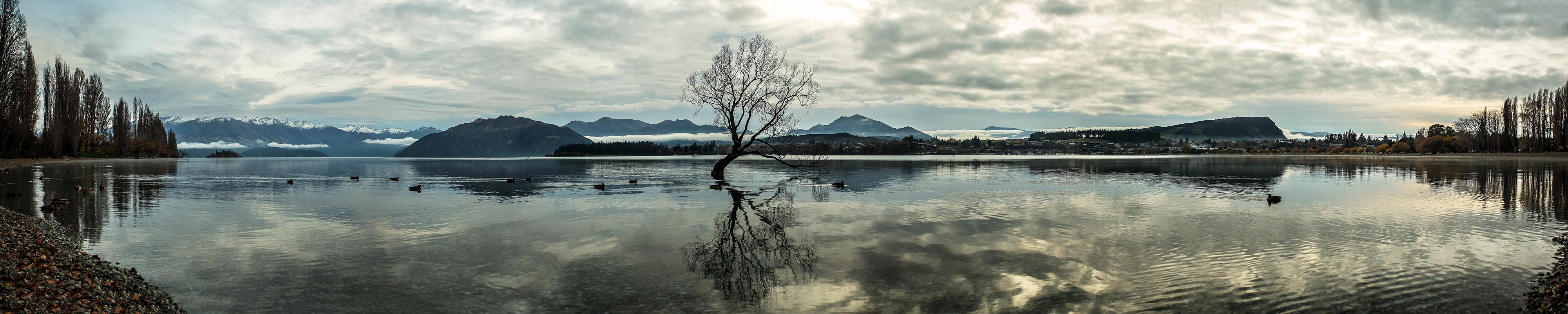 Morning Serenity at Lake Wanaka