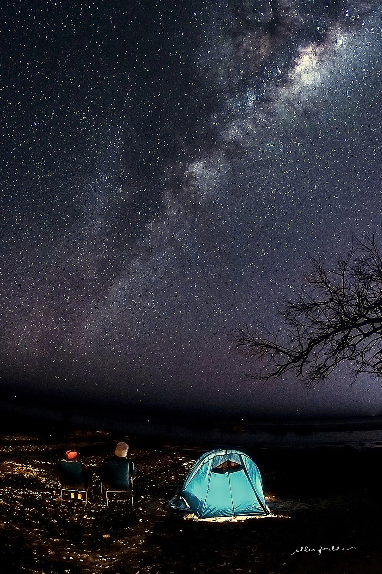 Milky Way Gazing