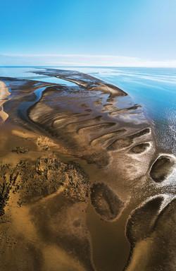 Blue Sands with Urangan Pier