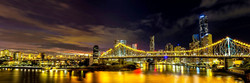 Story Bridge Night Lights