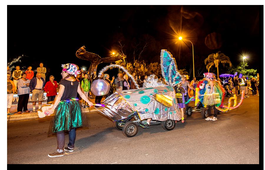 Illumination Parade Ocean Festival