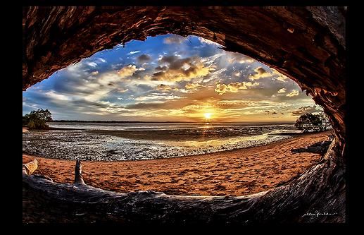 Summer Sunset at Gatakers Bay