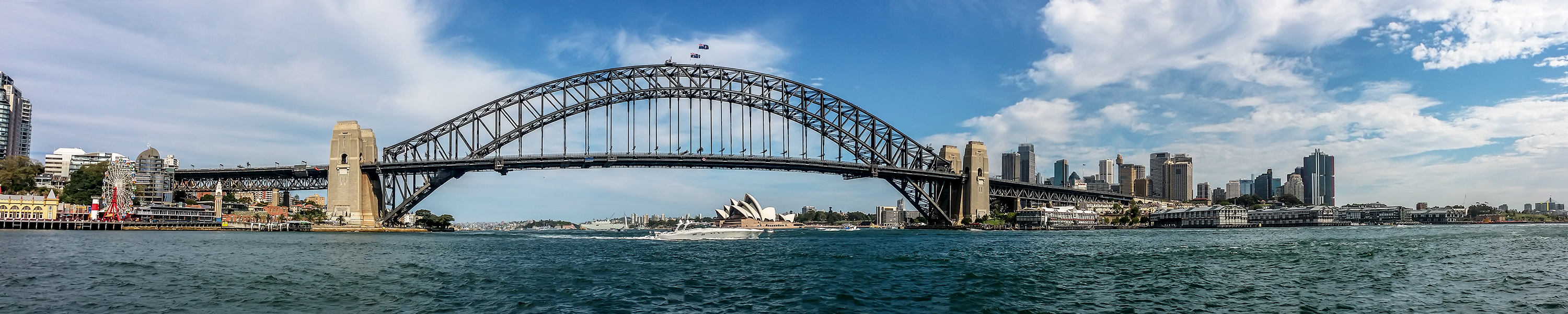 Sydney Harbour NSW