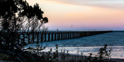 Sunset Hues (Panoramic)