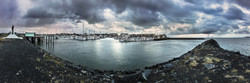 Sunset Dramas at the Marina