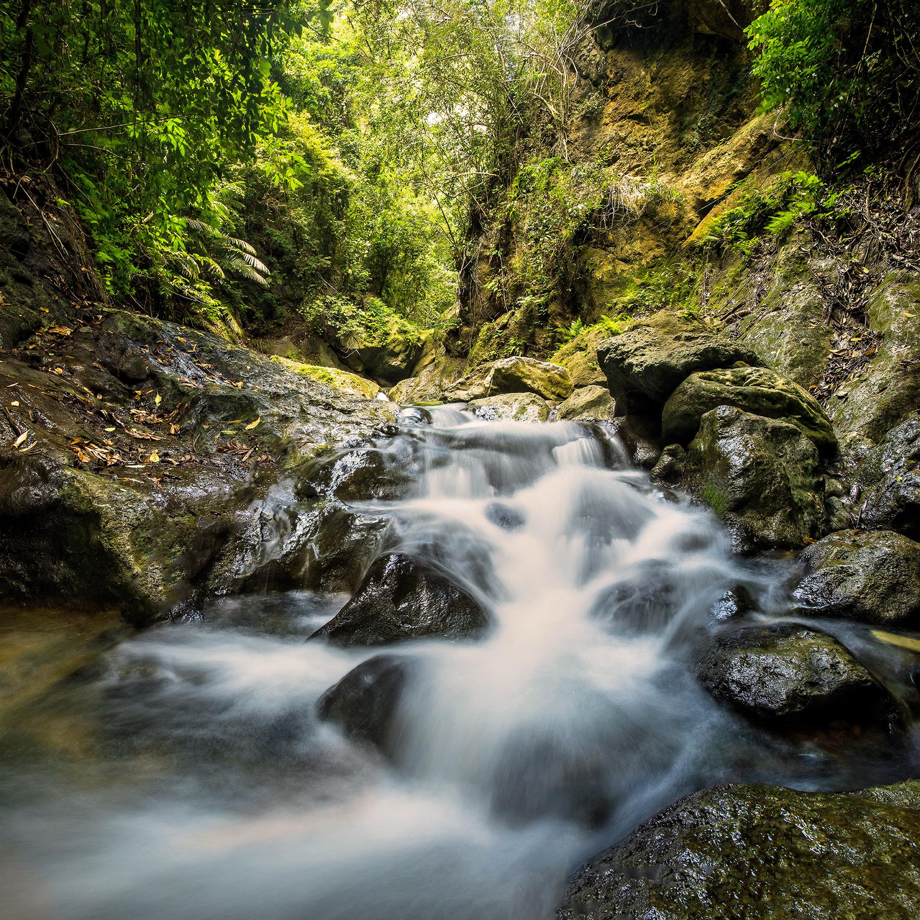 Kabutongan Falls