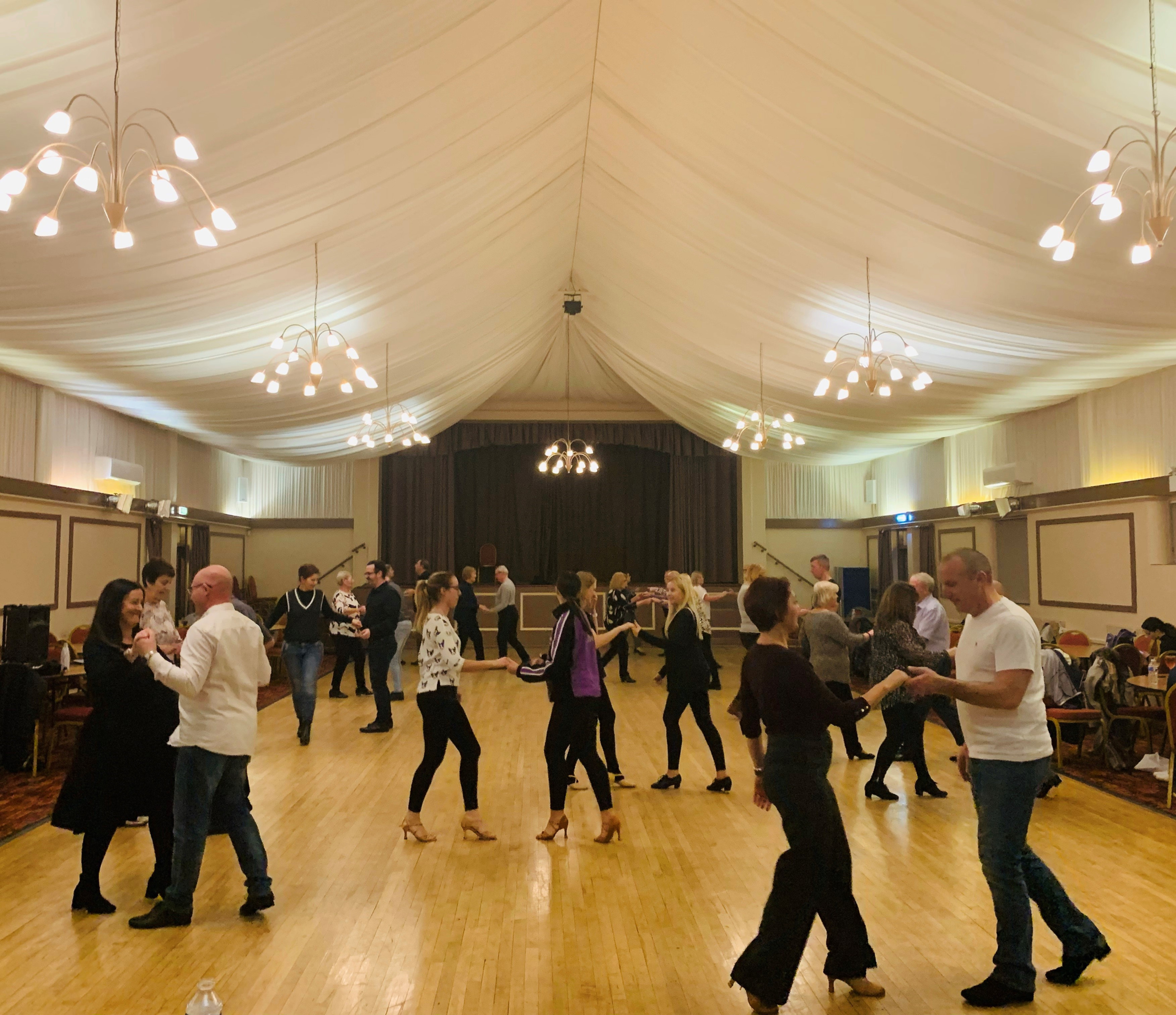 Adult Beginners Class (4 weeks) 6th Oct
