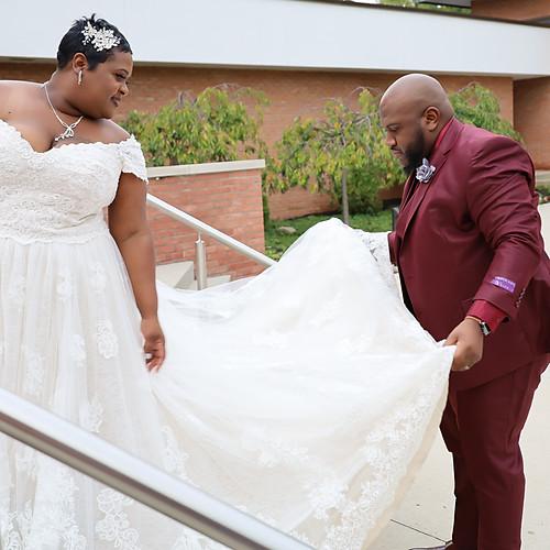 Metoyer Wedding
