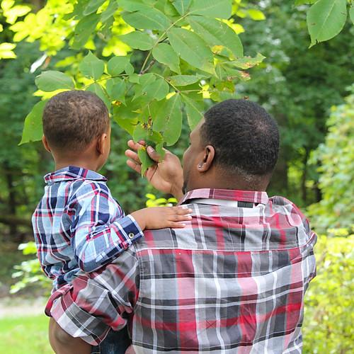 Father & Son ~ Ken & Ke'Mar