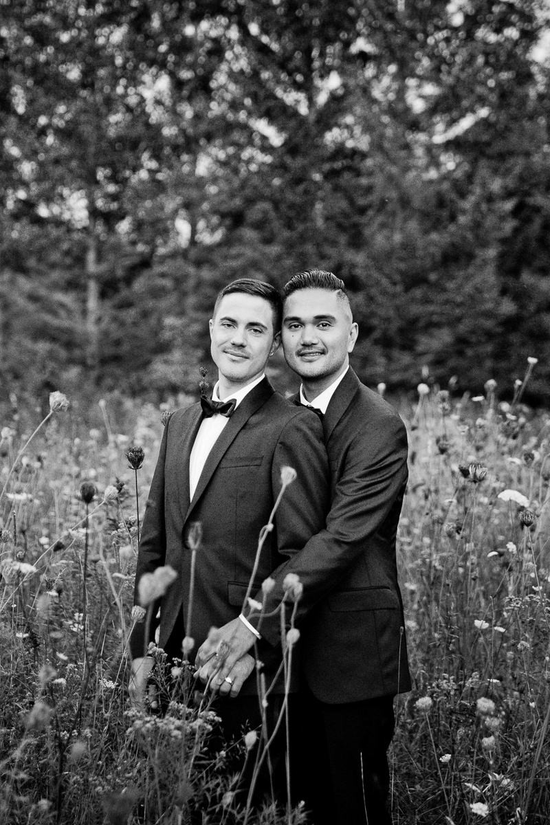 same sex wedding canada