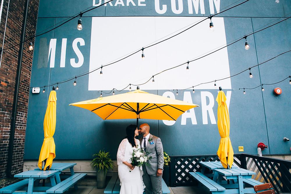 modern wedding photographer toronto