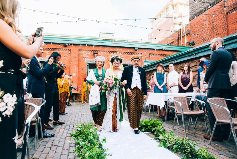 indonesian wedding in Toronto