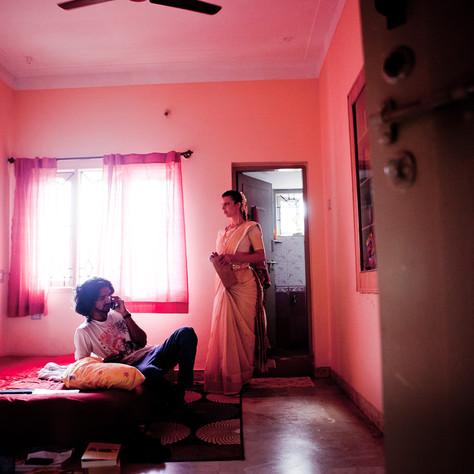 Magda & Arun's Wedding in Mysore, India