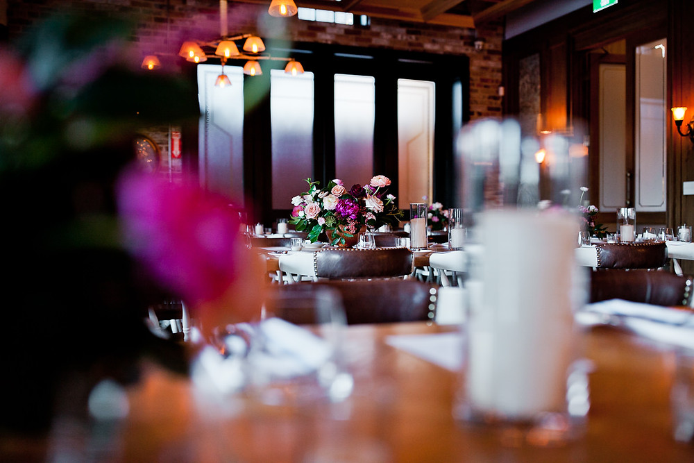 Cluny Bistro Toronto wedding