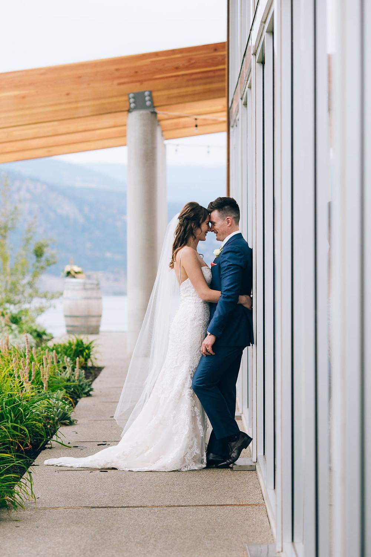 contemporary wedding photographer BC