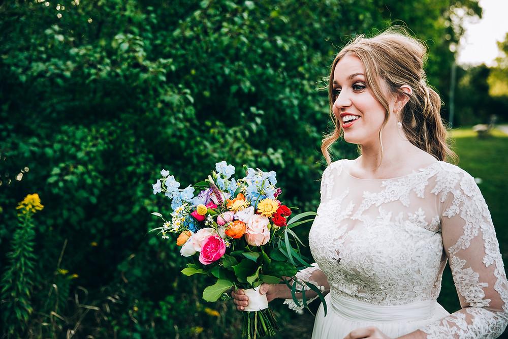 Pandemic wedding Toronto